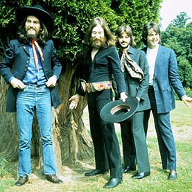 The Beatles' Final Photo Session - 1969