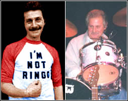 Pete Best in later years