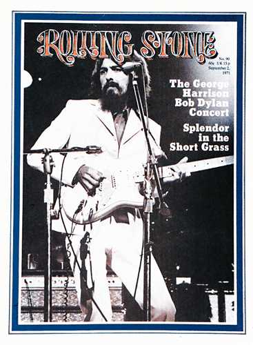 Rolling Stone Magazine Covers Vintage
