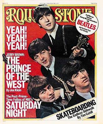 Rolling Stones Magazine