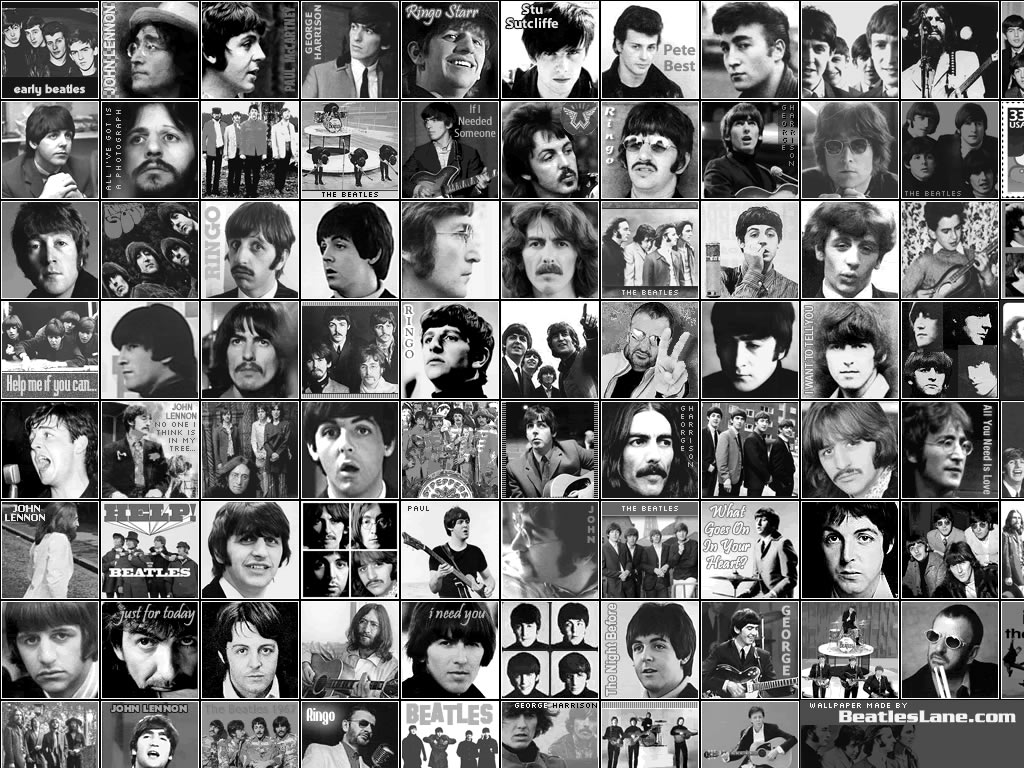 Online Buy Wholesale The Beatles Wallpaper From China