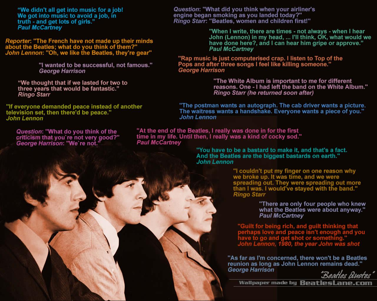 Beatleslane Wallpapers The Beatles